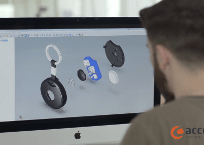 VW Connect industrial design IOT project Accent Systems