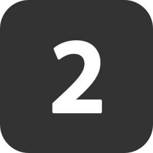 numbers-2-filled-icon