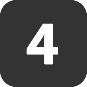 numbers-4-filled-icon