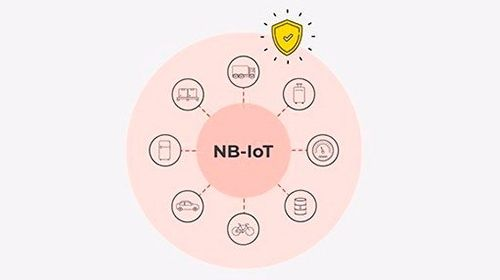 Security of NB-IoT devices