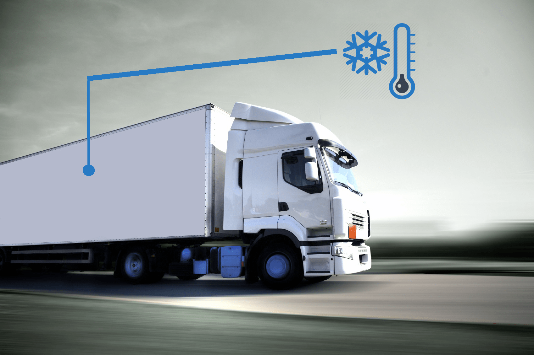 cold chain nb-iot solution accent systems tracker