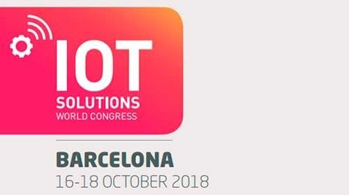 Accent Systems will take part in the IoT SWC 2018