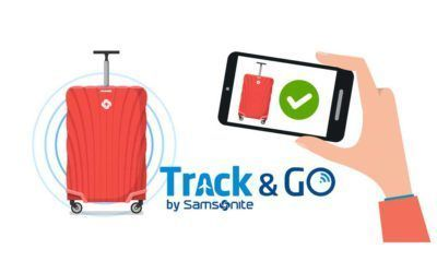 SAMSONITE™ – TRACK&GO™