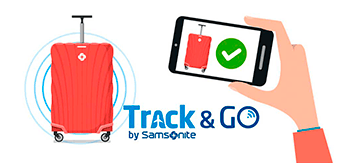 Samsonite Track & GO - Accent-systems