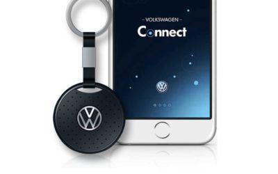 VOLKSWAGEN BEACON KEY FOB